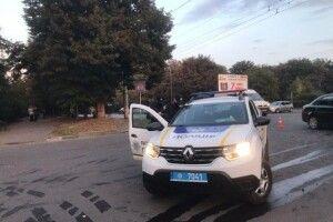 У Луцьку – ДТП: не розминулися «Daewoo» та «Volkswagen» (Фото)