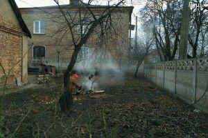 Лучанку притягнуть до відповідальності – напустила диму в міську атмосферу (фото)