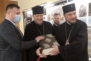 У Нововолинську з'явилася копія унікальної святині (Фото)