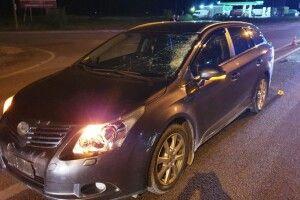 Авто на швидкості збило пішохода: чоловік помер на місці (Фото)