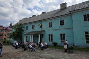 Любомльська влада готує план порятунку палацу Браницьких (Фото)
