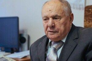 Помер багаторічний голова волинських незрячих Юрій Симончук