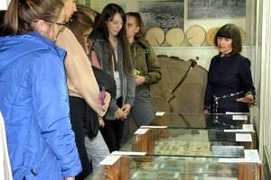 У музеї пройшла ботанічна година для студентів Луцького педколеджу