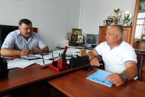Тарас Щерблюк вірить у добрі перспективи першої на Горохівщині Мар'янівської ОТГ
