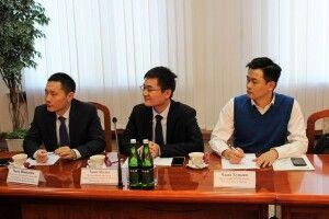 Місцева влада Рівненщини на зустрічі з китайськими інвесторами підняла питання аеропорту