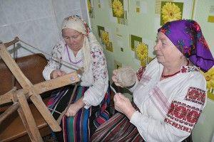 У Видерті на Камінь-Каширщині бережуть традиції давнього ткацького ремесла