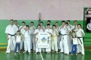 Ківерцівські спортсмени представлять Україну на чемпіонаті світу з карате
