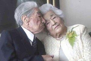 Знайшли найстаріше подружжя у світі: їхній спільний вік – 214 років