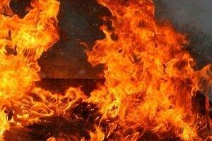 У Львові невідомі підпалили російський банк в центрі міста