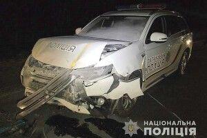 П'яні поліщуки втікали від поліції насвоєму БМВ зішидкістю 180км/год