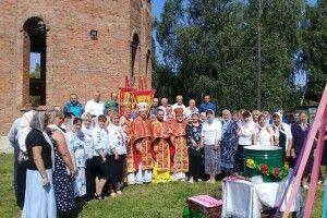 У Володимирі-Волинську вшанували храмового святого
