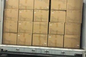 Поляк намагався провезти через «Ягодині» товар вартістю понад півмільйона гривень