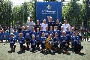 Італійський топ-клуб відкрив футбольну академію в Україні