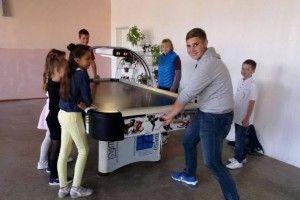 У школах на Рівненщині подбали про дозвілля учнів