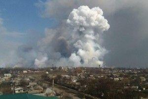 Вибухи на арсеналах: за півтора року Україна втратила приблизно 40% усіх запасів боєприпасів
