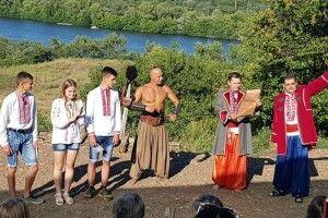 Найменший за всю історію Заболотцівського ліцею клас, провів найкреативніший випускний на острові Хортиця