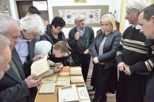 Відбулися «Вісімнадцяті читання пам'яті В'ячеслава Липинського» (Фото)