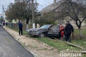 Авто вилетіло на тротуар: у ДТП на Волині загинула пішохідка і водій