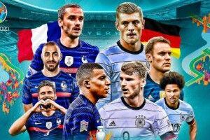 Свято футболу: у битві гігантів зійдуться Франція та Німеччина (Анонс, відео)