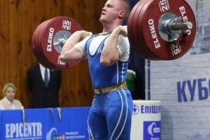 Брати зі Здолбунова здобули першість на Кубку України з важкої атлетики