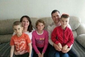 У Нововолинську трьох дітей із сім'ї, що має складні обставини, влаштували у прийомну