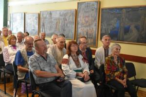 У Луцьку відзначили 30-ту річницю створення Народного Руху України за перебудову
