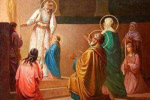 Сьогодні українці відзначають свято введення у храм Пресвятої Богородиці