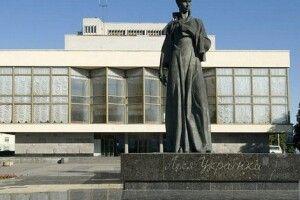 У Луцьку хочуть поміняти місцями Тараса Шевченка і Лесю Українку
