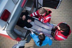 У Нововолинську медики «швидкої» витягли пацієнта з того світу