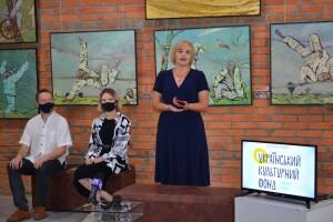 У Луцьку вперше покажуть світ художника Миколи Кумановського у спектаклі