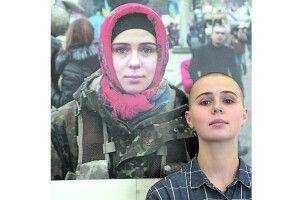 «Помирати від болю несоромно»: Анастасія Шевченко впіснях перетворює себе назброю