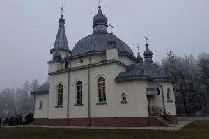 Великий Курінь першим у Любешівському районі скрутив дулю Москві