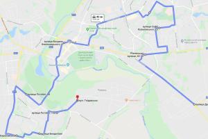 Лучани вимагають від міськради запустити маршрут, який зв'яже Дубнівську із Рованцями