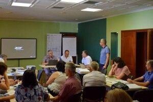 Обговорили спроможність мережі первинної медичної допомоги в об'єднаних територіальних громадах