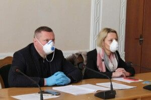 38 волинян госпіталізовано з коронавірусом, 4 пацієнти - на апаратах штучної вентиляції легень