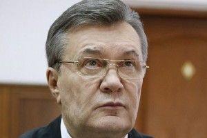 Януковича визнали винним у державній зраді і засудили до 13 років позбавлення волі