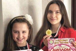 Дві рожищенські школярки перемогли у міжнародному конкурсі