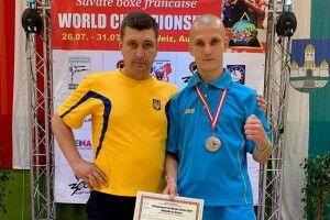 Ковельчанин привіз «бронзу» із чемпіонату світу