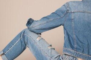 Джинси зі стразами, вишивкою чи потертостями – це вже повний відстій, – відомий український дизайнер