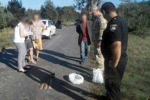Неподалік кордону з Польщею українець вийшов на «тихе полювання» з набоями та порохом (Фото)