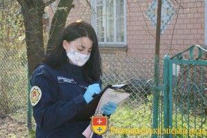 Муніципальна інспекторка провела рейд на вулицях міста Рожище