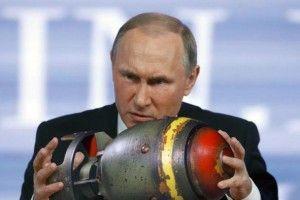 Путін оголосив про припинення участі Росії в Договорі про ліквідацію ракет середньої і меншої дальності