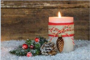 Погода на вівторок, 24 грудня: цього дня традиційно запалювали свічку