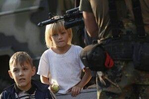 Протягом п'яти років війни на Донбасі російські окупанти вбили понад 240 українських дітей