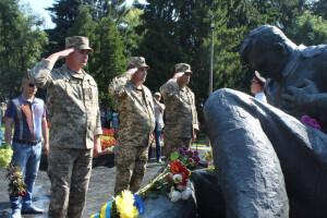 У Луцьку вшанували пам'ять жертв Другої світової війни