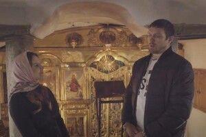 Усик знявся у фільмі дружини кума Путіна та розповів історію, як ледь не помер (Відео)