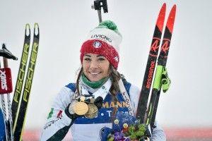 Італійка Доротея Вірер виграла Кубок світу з біатлону