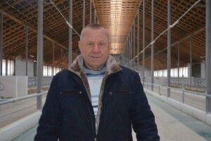 У турійського аграрія - висока відзнака