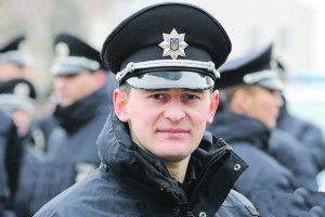 Протитанкове «привітання» для поліцейського Сергія Мерчука