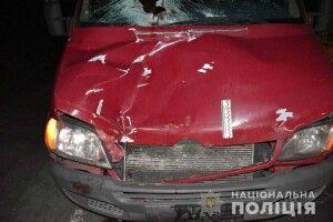 На Рівненщині під колесами авто загинув невідомий пішохід